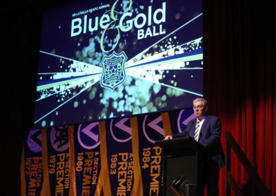 Blue & Gold Ball 2017
