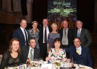 Blue & Gold Ball 2017